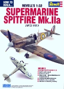 How to Build Revell 1:32 Supermarine Spitfire Mk.IIa
