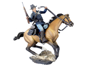 US Cavalry Trooper, 1876 in 54 mm 1/32