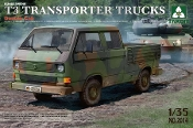 Bundeswehr T3 Transporter Double-cab