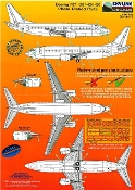 1/144 BOEING 737-300-400-500 Photo Etched