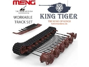1/35 Sd.kfz.182 King Tiger Workable Tracks