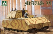 WWII German Super Heavy Tank Maus V1