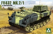 British FV432 Mk 2/1 Armored Personnel Carrier w/Interior