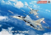 ROCAF F-CK1D Ching Kuo Two-Seat Indigenous Defense Fighter