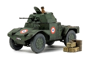 French AMD35 1940 Armored Car