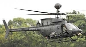 OH58D Kiowa Warrior Observer/Light Attack Helicopter