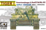 Tiger I PzKpfw VI Ausf E SdKfz 181 Early Tank
