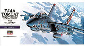 F14A Tomcat (High Vis) Aircraft