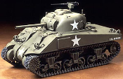US M4 Sherman Early tank