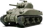 US M4A1 Sherman tank