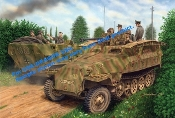 SdKfz 251/7 Ausf D PioneerPzWg (3 in 1)