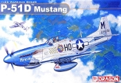P51D Mustang Fighter