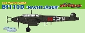 Messerschmitt Bf110D Nachjager Fighter