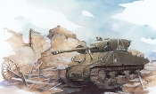 M4A2(76) Red Army Tank