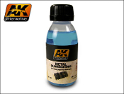 Metal Burnishing Fluid 100ml Bottle