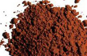 30ml Bottle Dark Red Ocre Pigment Powder