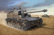 German Sfl IVa Dicker Max Tank