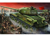 Russian T34/85 Model 1944 Factory Nr.174 Early Tank