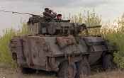 Canadian Cougar 6x6 Armored Vehicle General Purpose (AVGP)