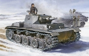 German VK 3001(H) PzKpfw IV Ausf A Panzer Medium Tank