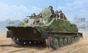 Russian BTR50PK Amphibious Armored Personnel Carrier (APC)