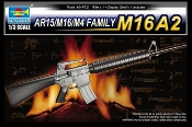 AR15/M16/M4 Family M16A2 Machine Gun