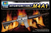 AR15/M16/M4 Family M4A1 Machine Gun