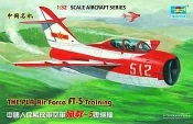 Shenyang FT5 Trainer 2-Seater Fighter