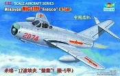 Shenyang F5A/Mig17 PF Single-Seat Chinese Fighter