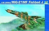 Mig21 MF Fishbed J Single-Seat Tactical Fighter