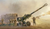 M198 Medium Towed Howitzer Late Version