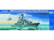 USSR Sovremmeny Class Project 956 Destroyer