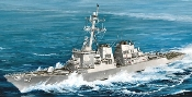 USS Arleigh Burke DDG51 Guided Missile Destroyer