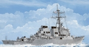 USS Cole DDG67 Arleigh Burke Class Guided Missile Destroyer