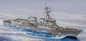 USS Momsen DDG92 Arleigh Burke Class Destroyer