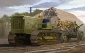 Russian ChTZ S65 Tractor (New Tool) (FEB)
