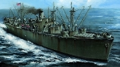 USS San Francisco CA38 Heavy Cruiser 1942