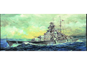 German Bismarck Battleship 1941