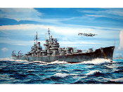 USS Baltimore CA68 Heavy Cruiser 1943