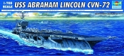 USS Abraham Lincoln CVN72 Aircraft Carrier