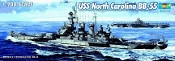 USS North Carolina BB55 Battleship