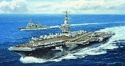 USS Nimitz CVN68 Aircraft Carrier 2005
