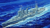 USS Astoria CA34 Heavy Cruiser 1942