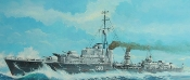 HMS Zulu (G18) British Tribal Class Destroyer 1941