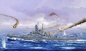 USS South Dakota BB57 Battleship 1945