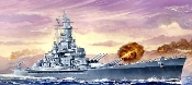 USS Massachusetts BB59 Battleship
