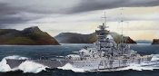 German Prinz Eugen Heavy Cruiser 1942