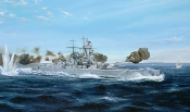 German Admiral Graf Spee Pocket Battleship 1939