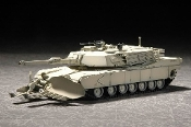 US M1A1 Abrams Mine Clearing Tank