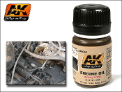Engine Oil (Glossy) Enamel paint